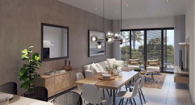 Departamentos, apartamentos, condos nuevos en construccion en el village de Punta Cana