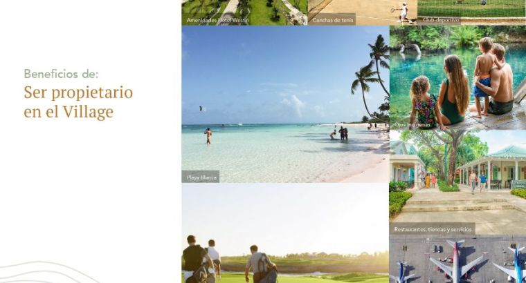 Invertir en Inmueble, Vivenda, apartamento en Punta Cana Village