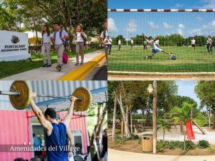 Condos, apartamentos, proyectos en plano en Punta Cana Village