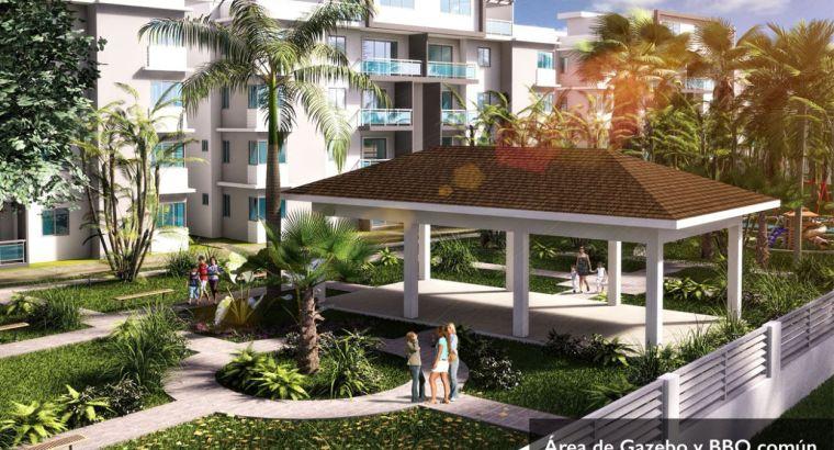 Apartamentos en etapa 1,2,3,4,5,6,7,8,9,10 en las Cayenas en Santo Domingo Este