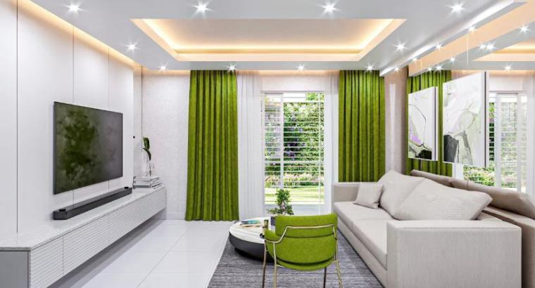 Las Cayenas Apartamento en venta en etapa 1,2,3,4,5,6,7,8,9,10 en Autopista San Isidro