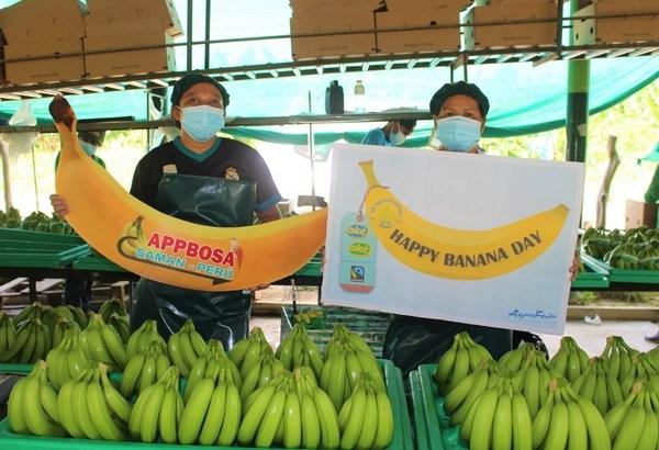 Día Mundial de la Banana, la segunda fruta más consumida del mundo