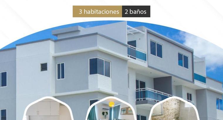 INVERTIR en Residencial las Cayenas en Autopista San Isidro