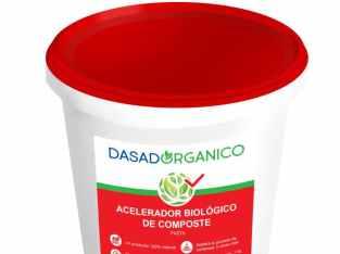 AUMENTADOR BIOLOGICO DE COMPOSTE. DASAD ORGANICO