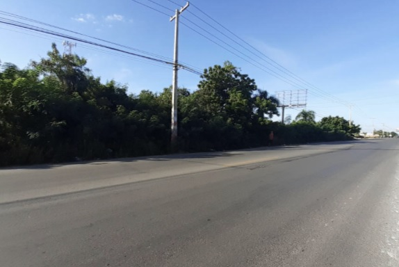 Tremendo SOLAR en el Km. 7 de la Carretera ROMANA – SAN PEDRO