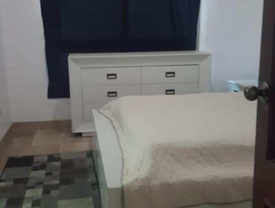 Rento apartamento amueblado de dos cuartos, Zona Universitaria, Malecon Center, Distrito Nacional, RD