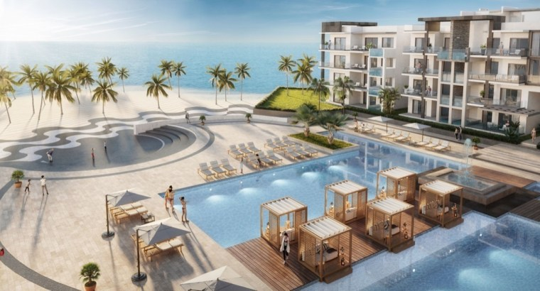 OCEAN BAY Beachside 2,3 ROOMS for sale in Punta Cana