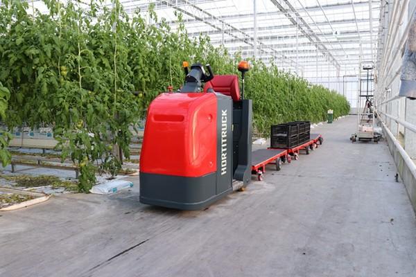 Nueva herramienta para la logística interna de invernaderos