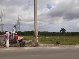 SOLARES ECONOMICOS CON TITULO Y DESLINDADOS EN VILLA MELLA