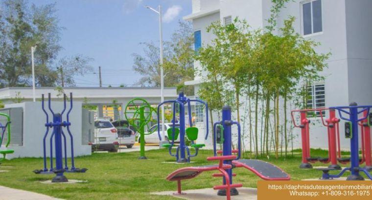 Economico Condominio+en Santo Domingo Este