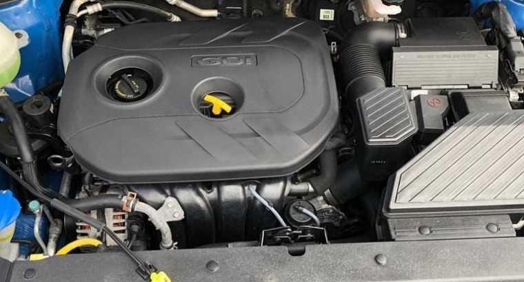 Hyundai Tucson 2016 LA MAS NUEVA