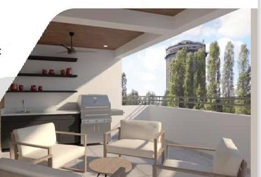 Av. Independencia, Jardines del Sur, Venta Apartamento de 3 Habitaciones, 2 parqueos