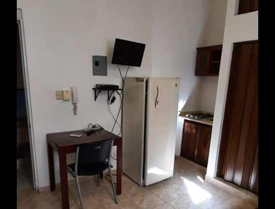Gazcue, Unibe, Alquiler Aparta Estudios Amobldos, NO PARQUEO