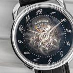 Hermès apresenta novo relógio