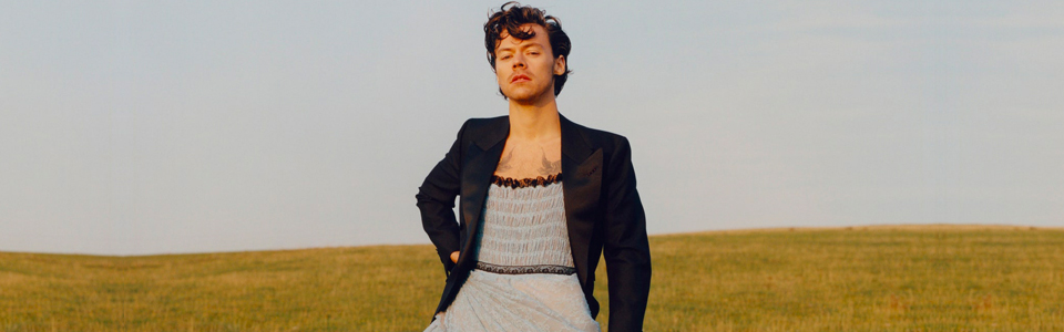Harry Styles é capa da 'Vogue US'