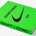 Parceria da Nike com Virgil Abloh vira livro