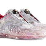 Gucci lança tênis transparente