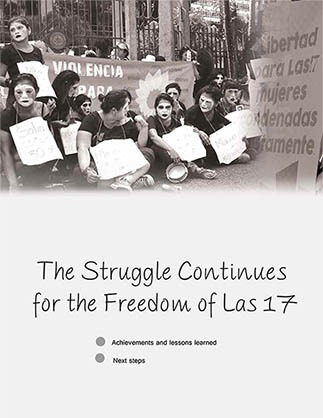 The Struggle Continues for the Freedom of Las 17