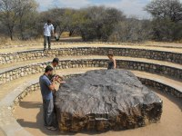 METEORITO-HOBA-NAMIBIA