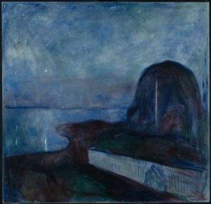 Edvard Munch, 1893.