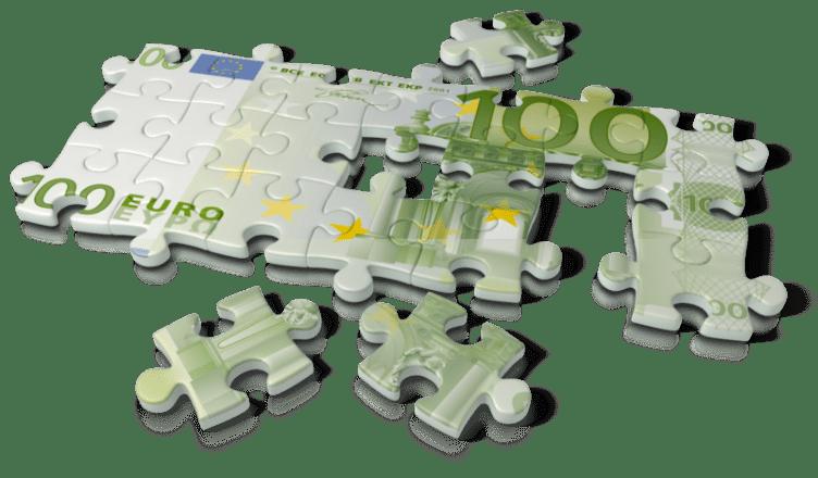Euros Nota Dinheiro