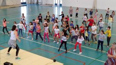 Zumba-Kids - Dia da Escola Sede 2017