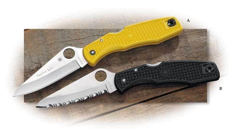 Best Steel Low Knife Chart
