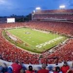ジョージア大がスタジアム改修工事費用6300万ドルを計上