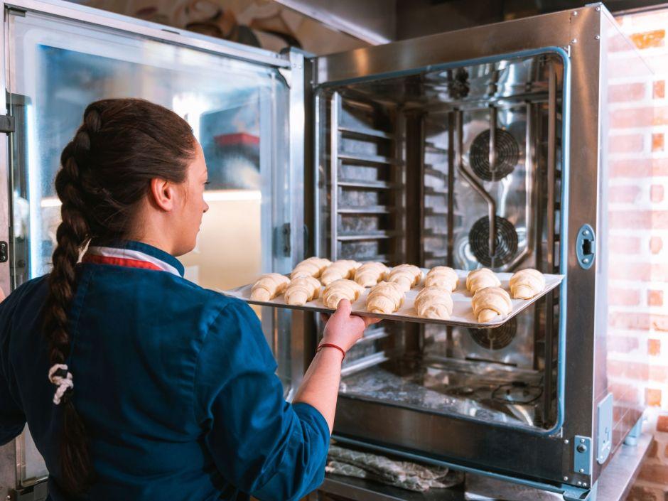 Hornos para panaderia