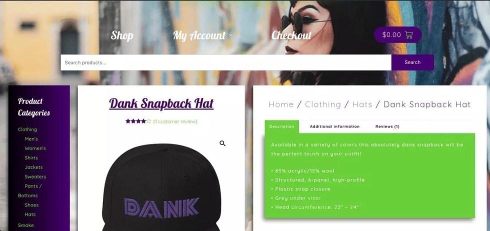 DankStyles Website