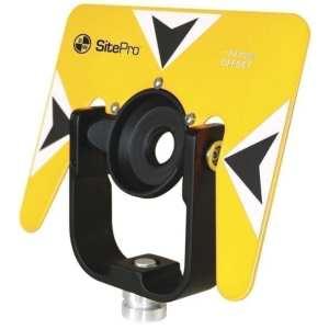 1012 Tilting Prism Holder & Target Assembly, Yellow