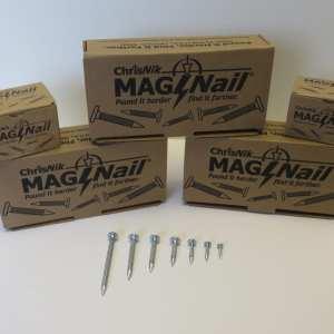 """1 1/2"""" Mag Nail, Box"""