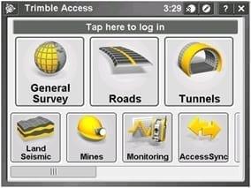 Trimble Access for General Survey