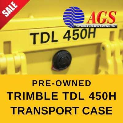Trimble TDL 450 Case | Land Surveying Equipment | AGS