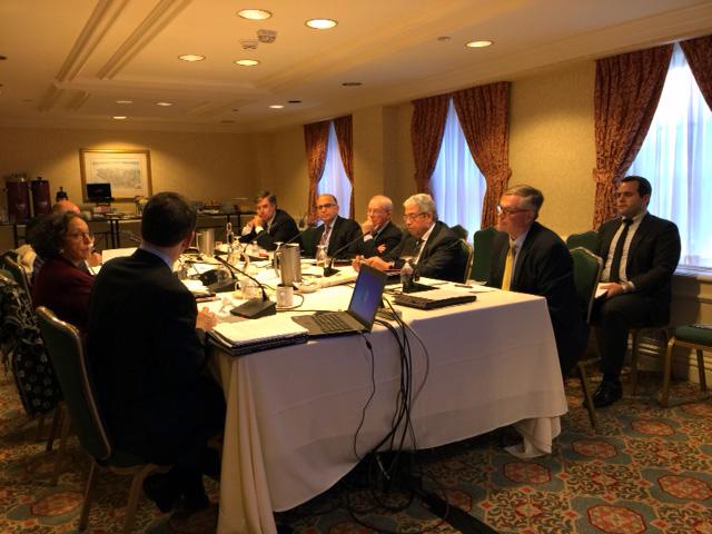 AGSIW Board Meeting