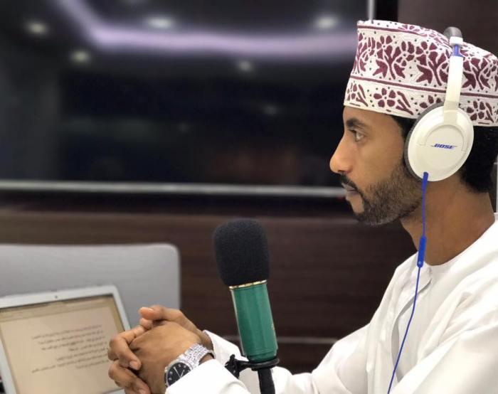 Salim Basheer, co-founder of the podcast Qafeer (Salim Basheer)