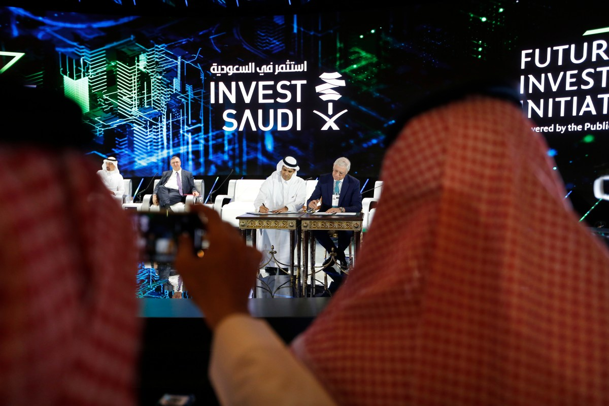 AGSIW | Saudi Arabia Takes Steps to Assure Foreign Investors