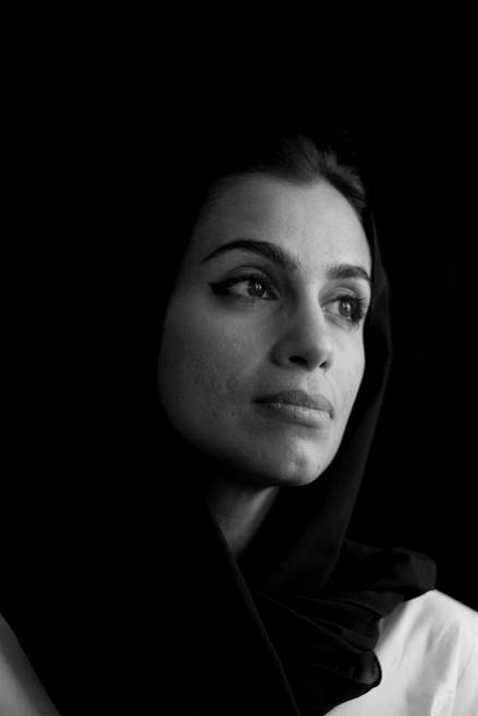 Photo of Alia Al Shamsi (provided by author