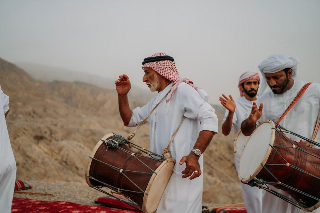 Shihuh tribe, United Arab Emirates (Photo provided by Obaid AlBudoor)