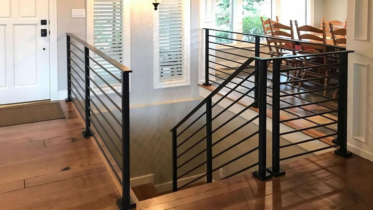 Olympus Horizontal Bar An Industry First Free Estimate | Steel Stair Railing Price | Metal | Design | Steel Ordinary | Mild Steel | Ss Steel