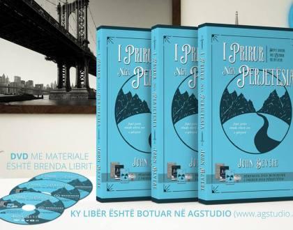 Botimi i Librit ne AGSTUDIO|  I PRIRUR NGA PËRJETESIA