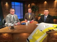 """On set of """"The Week In AgriBusiness"""