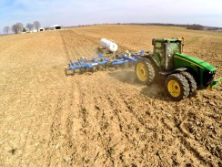 NH3 application in Northern IL