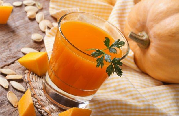 Можно ли беременным пить тыквенный сок