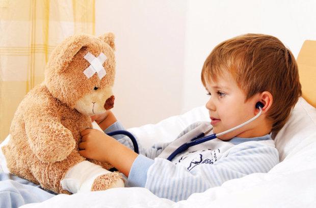 Антибиотики в суспензии для детей назначение виды и применение
