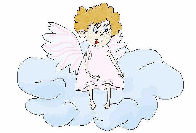 снизу картинки смешной ангел один самых молодых