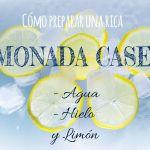 Como preparar limonada casera