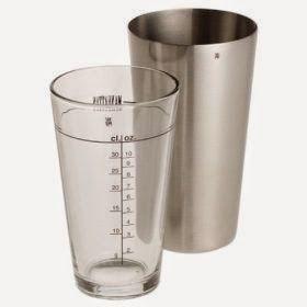 Vaso medidor y vaso mezclador, qué son y en qué se diferencian.