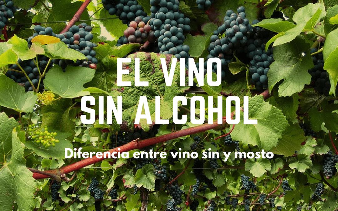 ¿Qué es el vino sin alcohol?
