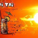 Como se prepara un clasico Mai Tai